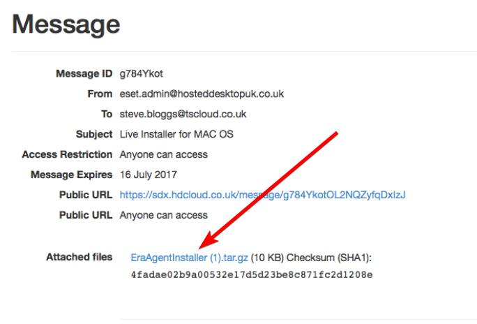 Hosted Desktop UK Help | Installing Advanced on Mac