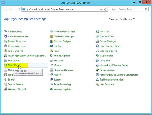 Hosted Desktop UK Help   Configuring